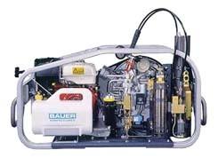 Компрессор переносной Bauer «Mariner 250-B»