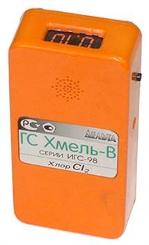 Газоанализатор хлора CL2 серии ИГС-98 НПП Дельта «Хмель-В»